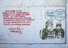 Kuba propaganda obrazy royalty free