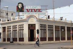 Kuba propaganda zdjęcia stock