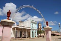 Kuba, Remedios - obrazy royalty free