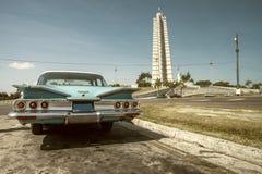 Kuba samochód! obraz stock