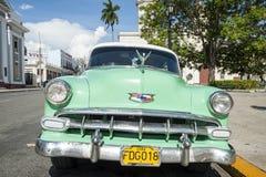 Kuba samochód Obrazy Stock