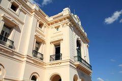 Kuba - Santa Clara stockfotos