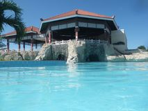 kubański kurort Zdjęcia Royalty Free