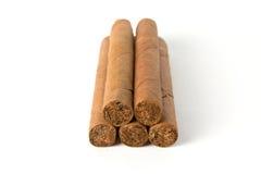 kubańskie cygara Zdjęcie Stock
