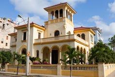 Kuba. Stary Havana.Cityscape w słonecznym dniu fotografia royalty free