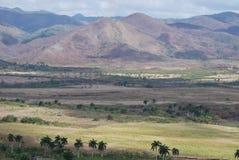 Kuba, Trinidad dolina Zdjęcie Royalty Free
