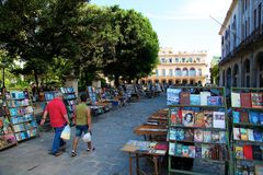 Kuba ulicy Obrazy Stock