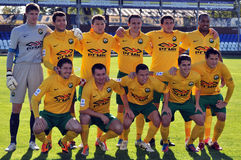 Kuban football team Stock Photo