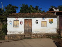 Kuban Footballclub Fotografering för Bildbyråer