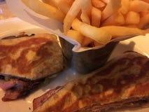 kuban grillad smörgås Royaltyfri Foto