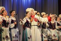 Kuban patriotic songs Royalty Free Stock Photography
