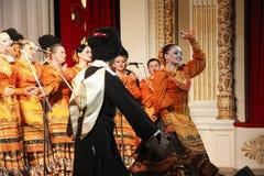 Kuban patriotiska sånger Royaltyfri Fotografi