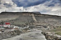 Kuban river Royalty Free Stock Image