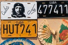 Kubanische Andenken Stockfotos