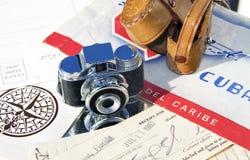 Kubanische Ferien 1952 Stockfotografie
