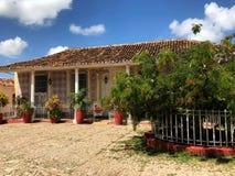 Kubanische Lebensdauer lizenzfreie stockbilder
