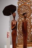 Kubanische Paare Stockfoto