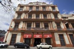 Kubanische Zigarrenfabrik Paratagas Stockbild