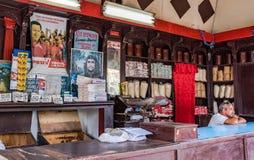 Kubanischer Shop Stockfotografie