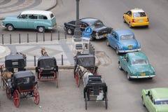 Kubanischer Transport Lizenzfreies Stockfoto