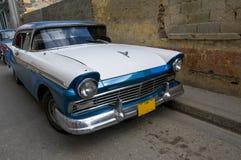 Kubanisches Blaues und weiß Lizenzfreie Stockbilder