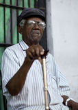 Kubanisches Porträt Lizenzfreie Stockfotografie