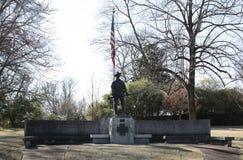 Kubanisches spanish-amerikanischer Kriegs-Denkmal Memphis Stockbilder