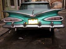 kubansk havana för bil gata Arkivfoton