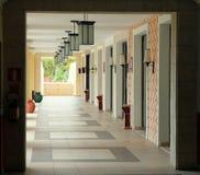 kubansk semesterort Arkivfoto