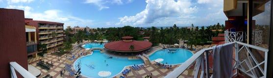 kubansk semesterort Royaltyfri Fotografi
