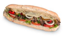 kubansk smörgås Arkivbilder