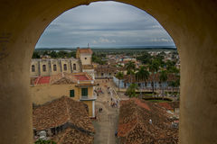 Kubansk sommar Arkivfoto