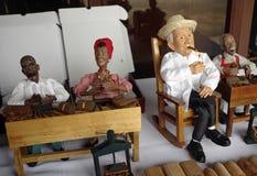 kubansk souvenir Arkivfoton