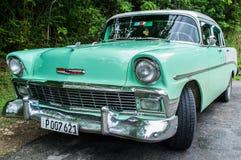 Kubansk taxi Royaltyfria Bilder
