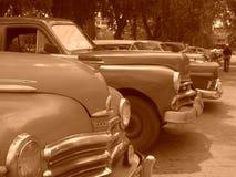 Kubanska bilar arkivfoton