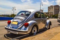 Kubanska bilar Amerikanska foto av tappning och sovjetiska bilar som göras i gatorna av havannacigarren fotografering för bildbyråer
