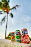 Kubanska drycker Arkivbild