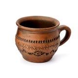 kubek ceramiczne Zdjęcia Royalty Free