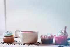 kubek ceramiczne Fotografia Stock