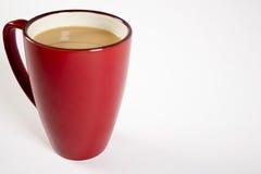 Kubek gorąca herbata Zdjęcia Stock