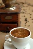 kubek kawę Fotografia Royalty Free