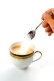 kubek kawę Zdjęcia Stock