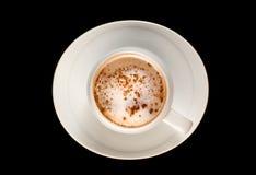 kubek kawę Obraz Royalty Free