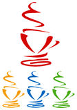kubek kawy Obrazy Stock