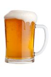 kubek piwa obrazy stock