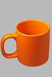kubek pomarańcze dwa Fotografia Stock