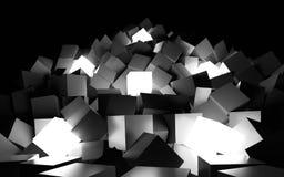 kuber Arkivbilder