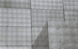 Kuber och linjer Arkivfoto