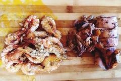 kubhotel de fruits de mer photographie stock libre de droits