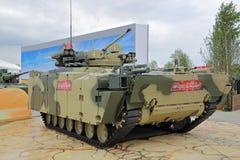 Infantry combat vehicle B-11 stock photography